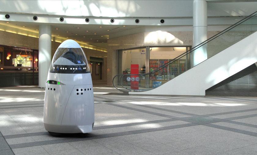 Robot - ochroniarz