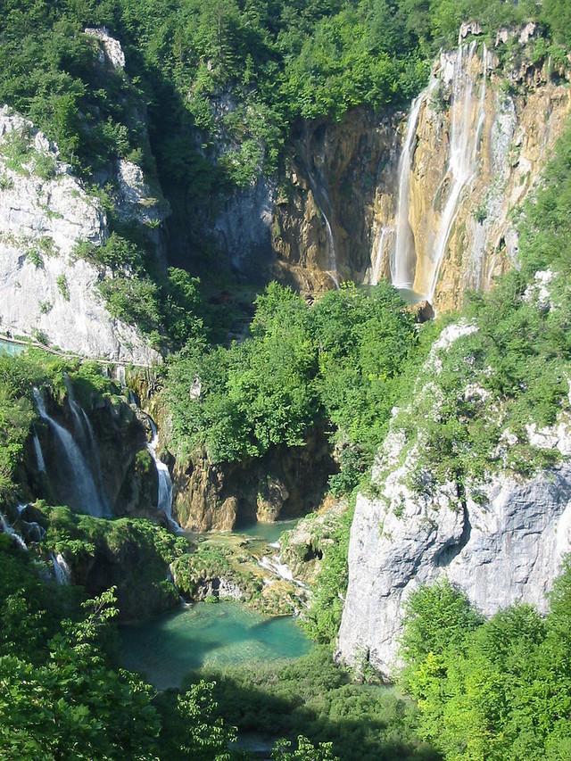 Plitvice u Hrvatskoj