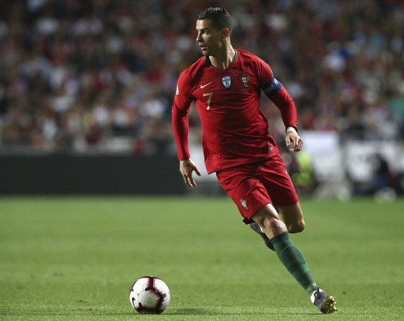 Kristijano Ronaldo je za 31 minut dva puta ozbiljno testirao kvalitete Marka Dmitrovića