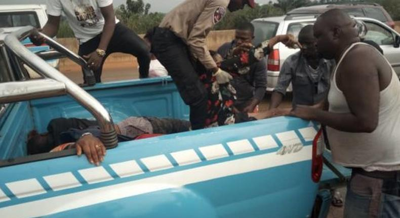 10 confirmed dead as tanker, car crash in Kwara