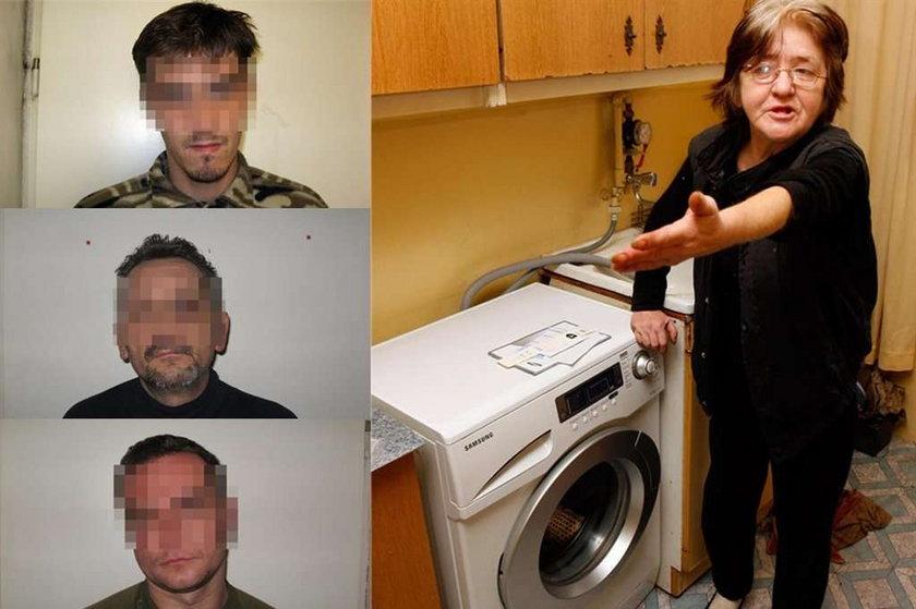 Dramat pani Marty z Chorzowa: Kiedy spałam ukradli mi pralkę!