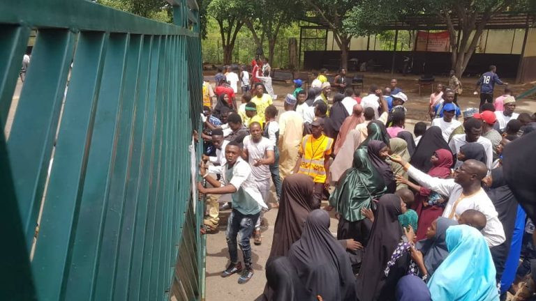 Shiites break into National Assembly [TheCable]