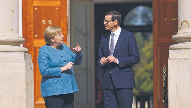 Po 16 latach u władzy kanclerz Niemiec żegna się z partnerami z zagranicy. W sobotę przyszedł czas na Polskę