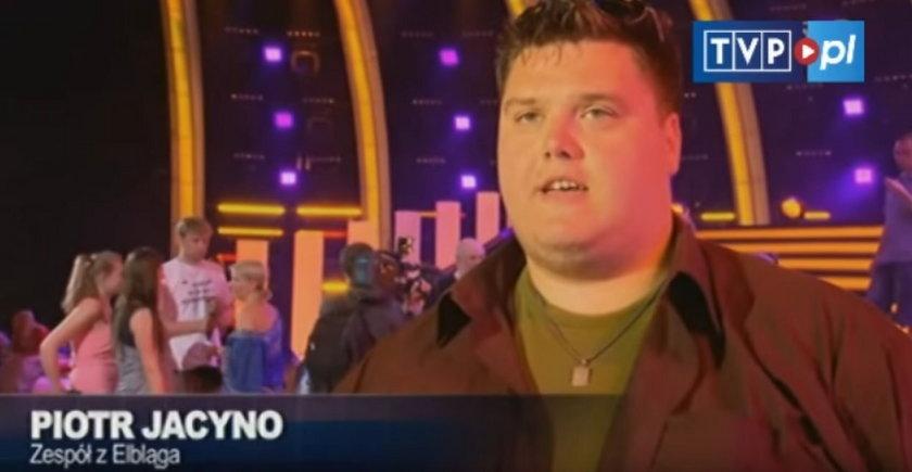 """Piotr """"Boczek"""" Jacyno"""
