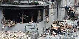 Wybuch w Bytomiu. Mieszkańcy mówią o zapachu gazu i remoncie