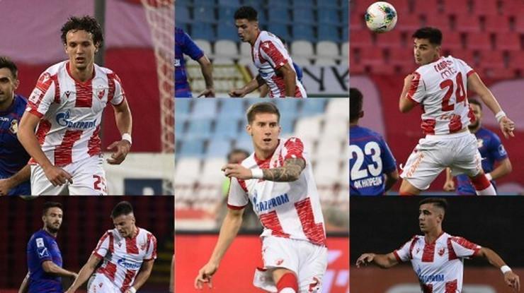 FK Crvena zvezda, bonus igrači