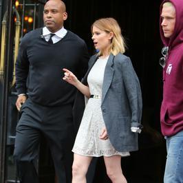 Kate Mara ma bardzo zgrabne nogi. Zobaczcie!