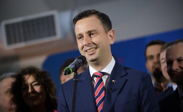 Władysław Kosiniak-Kamysz w Warszawie