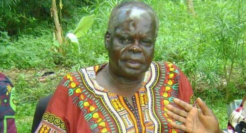 Former Economic Planning assistant Minister Fredrick Oduya Oprong dies
