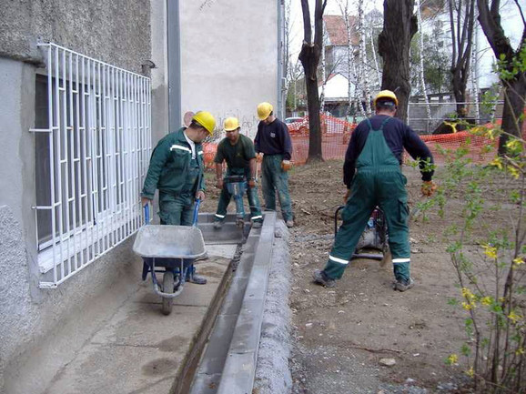 Radovi na igralištu u Lješkoj ulici biće gotovi do sredine maja