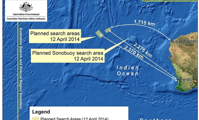 Poszukiwania Samolotu MH370