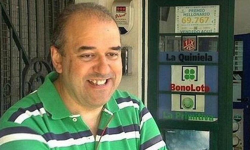 Manuel Reija - właściciel kolektury