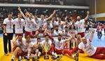 PAD ZVEZDE POSLE PET GODINA Odbojkaši Vojvodine novi šampioni Srbije