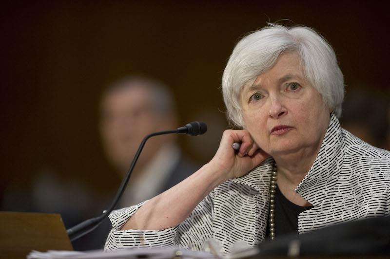 4. Janet Yellen (USA)