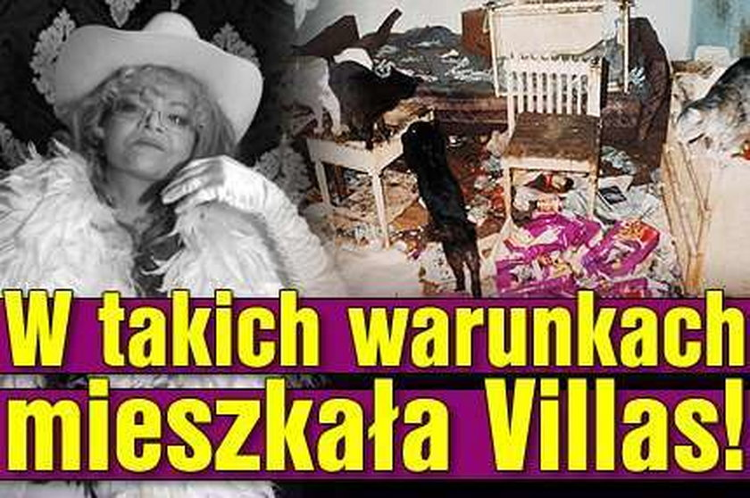 W takich warunkach mieszkała Villas!