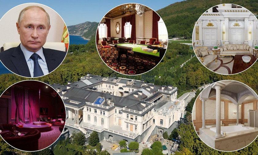 Nawalny ujawnił skrywane bogactwo Putina. Wnętrza tajnego pałacu prezydenta kipią od przepychuNawalny ujawnił skrywane bogactwo Putina. Wnętrza tajnego pałacu prezydenta kipią od przepychu