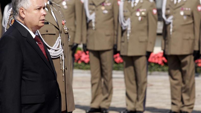 Prezydent odmówił generalskich nominacji, bo nie chce awansować oficerów niedoświadczonych na polu walki