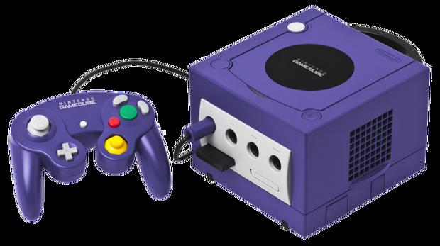 GameCube - Fot. Evan-Amos/Public Domain