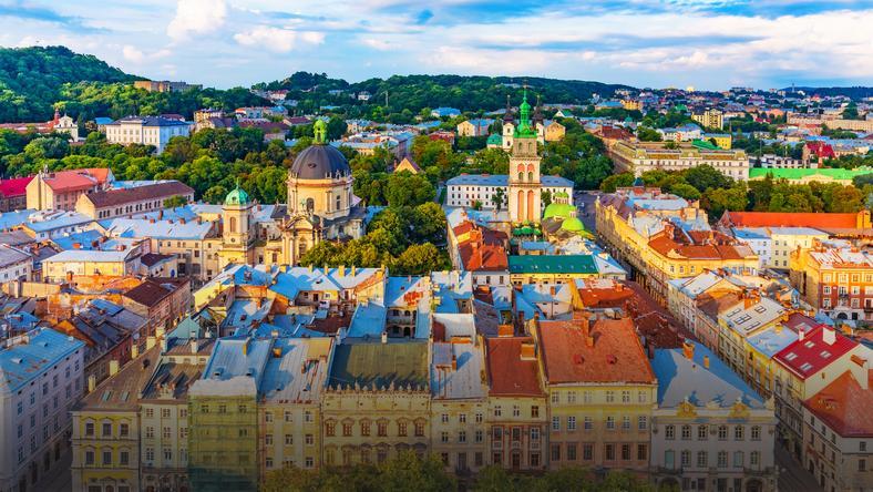 Stare Miasto we Lwowie – najważniejsze informacje - Podróże