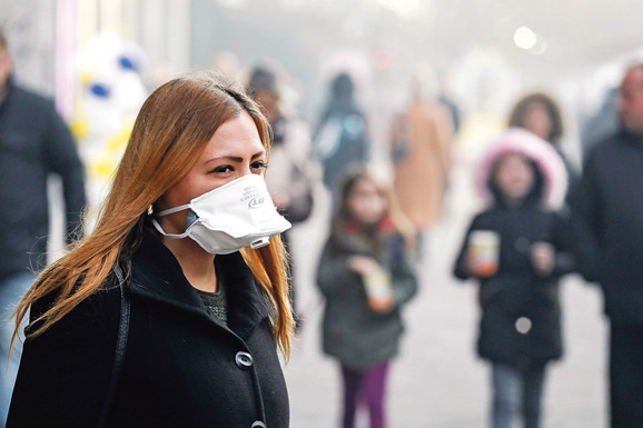 Nano maske kao vid zaštite od zagađenog vazduha