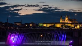 Wyjątkowym pokazem uczcili setną rocznicę powstania Czechosłowacji
