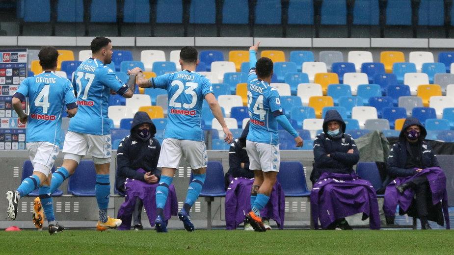 SSC Napoli - ACF Fiorentina