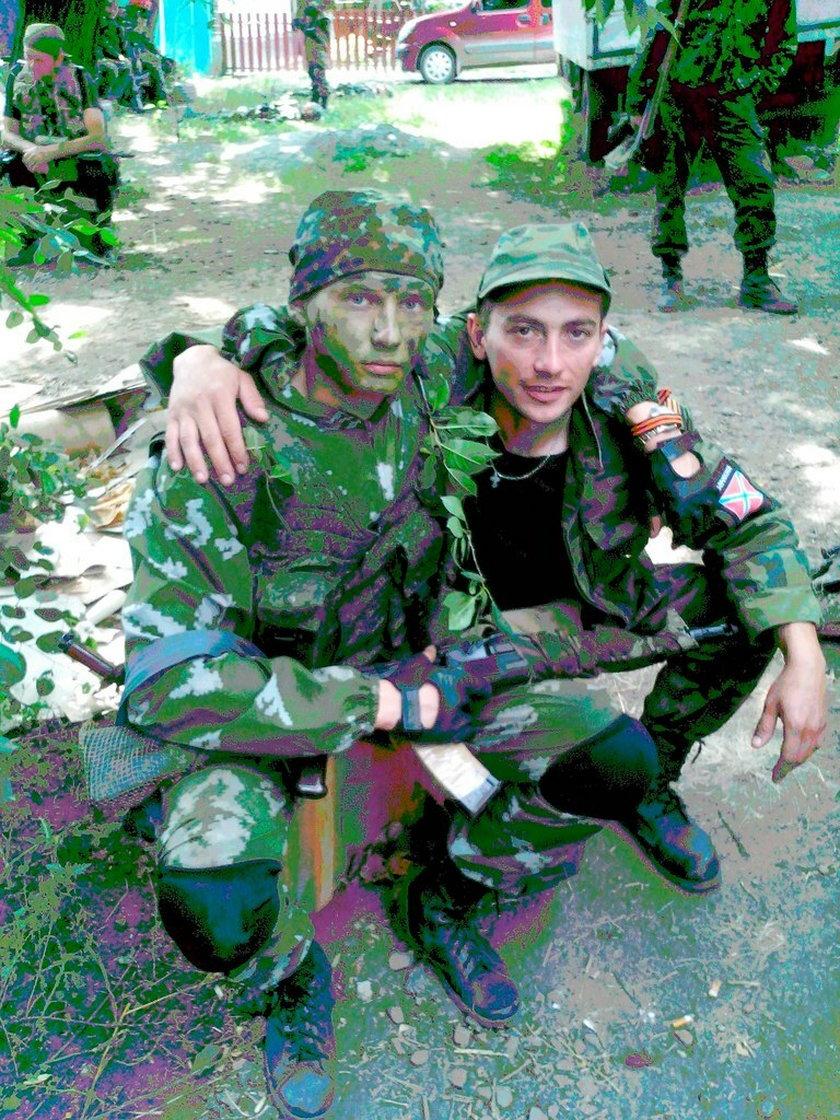 Rosyjscy żołnierze, którzy zginęli na Ukrainie