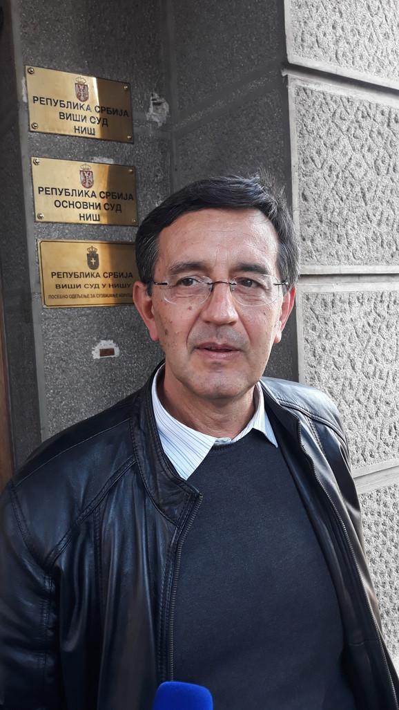 Veštak Dragan Marković