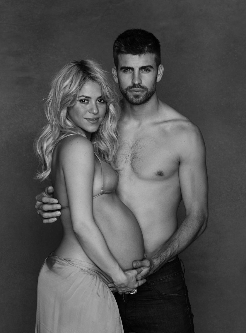 Shakira i Gerard Pique po raz drugi zostaną rodzicami! Gwiazda muzyki jest znów w ciąży!