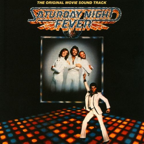 "7. Bee Gees i inni - ""Saturday Night Fever"" (1977): 40 milionów płyt"