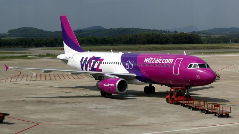 db0c6efd61e8 Wizz Air kártérítés fizethet Móricz Máténak / Illusztráció: Northfoto