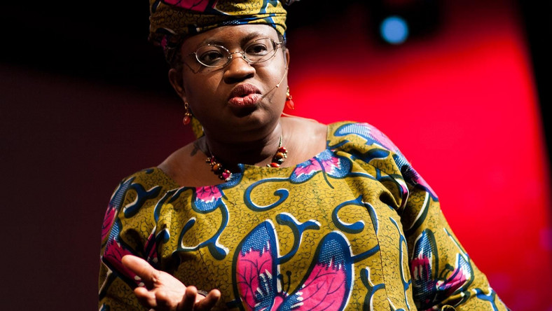 Mrs. Ngozi Okonjo-Iweala has found her name associated with the agenda of separatists even without making an effort. [Pinterest]