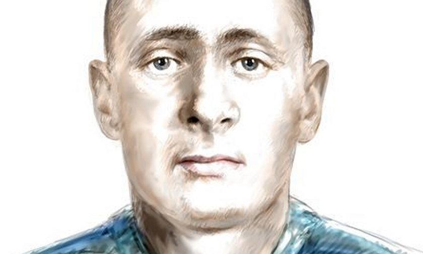 Policjanci z Gdańska poszukują mężczyzny, który brutalnie pobił Brytyjczyka w centrum Gdańska