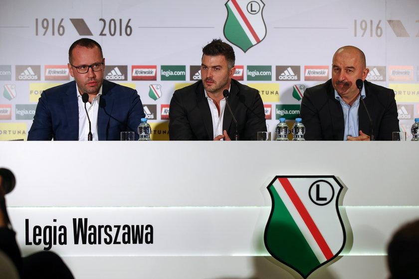 Stanisław Czerczesow odchodzi z Legii! Zastąpi go Besnik Hasi!?