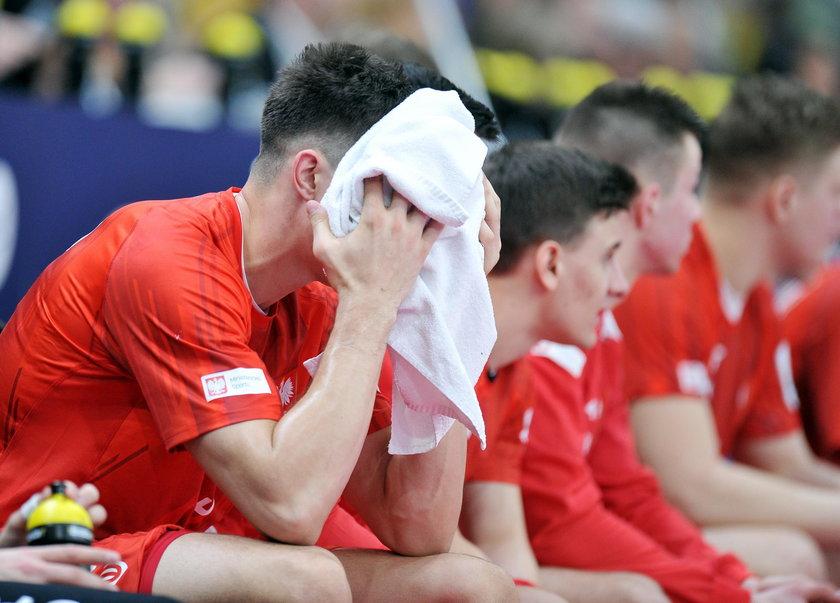 ME piłkarzy ręcznych: Polska - Szwajcaria 24:31