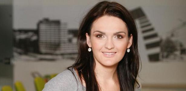 Katarzyna Zawodna, prezes zarządu Skanska Property Poland