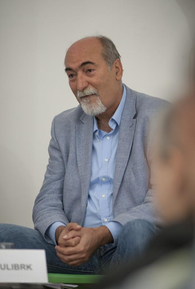 Milan Ćulibrk glavni i odgovrni urednik nedeljnika NIN