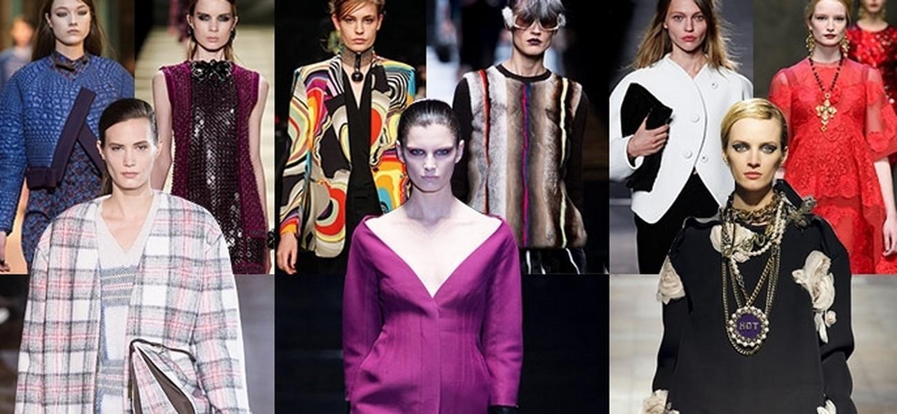c4992c22 Trendy jesień-zima 2013: 10 najważniejszych wybrała stylistka Marta ...