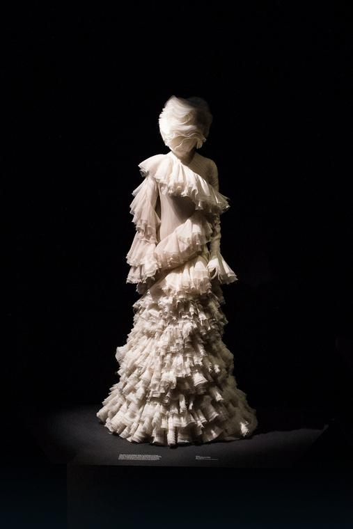 Kolekcja marki Alexander McQueen na jesień-zimę 2006/2007