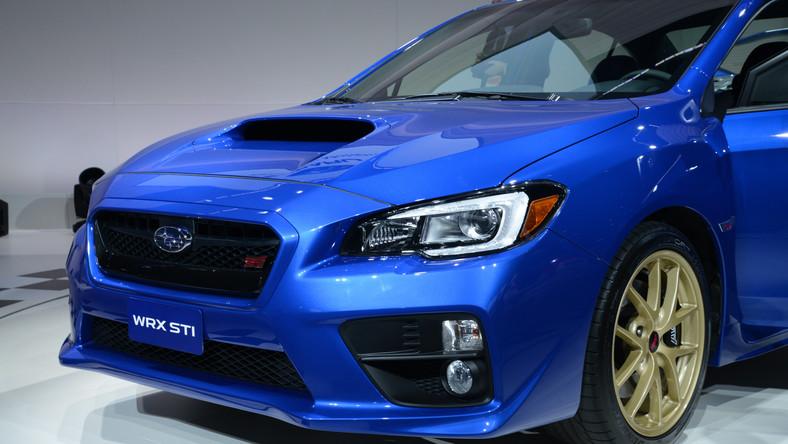 Subaru impreza to kultowy samochód. Odwieczny rywal mitsubishi EVO. Każda kolejna generacja wzbudza emocje. W czasie salonu samochodowego w Detroit japoński producent odsłonił i rzucił na pożarcie fanom nowe wcielenie imprezy WRX STI…