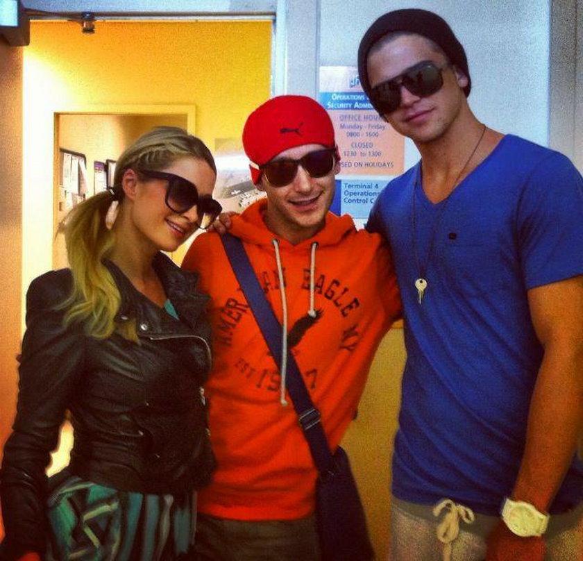 Paris Hilton i Daniel Jacob Dali