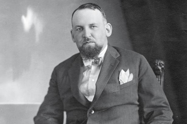 fot. NACAleksander Ładoś, poseł RP, ratował Żydów, fabrykując paszporty latynoamerykańskie