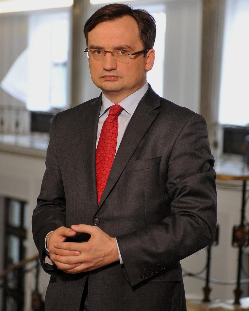 Zbigniew Ziobro, prezes Solidarnej Polski i były europoseł i szef ministerstwa sprawiedliwości