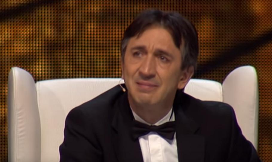 I Žika Jakšić se rasplakao u emisiji