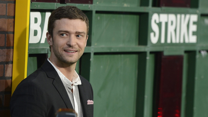 """Justin Timberlake na premierze """"Trouble with the Curve"""""""