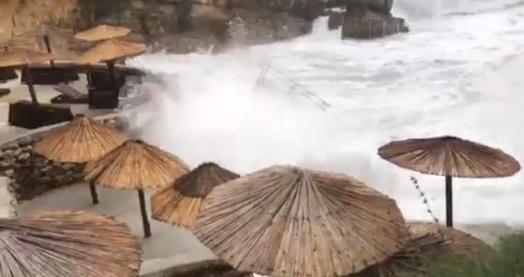 Nevreme Crna Gora Ulcinj