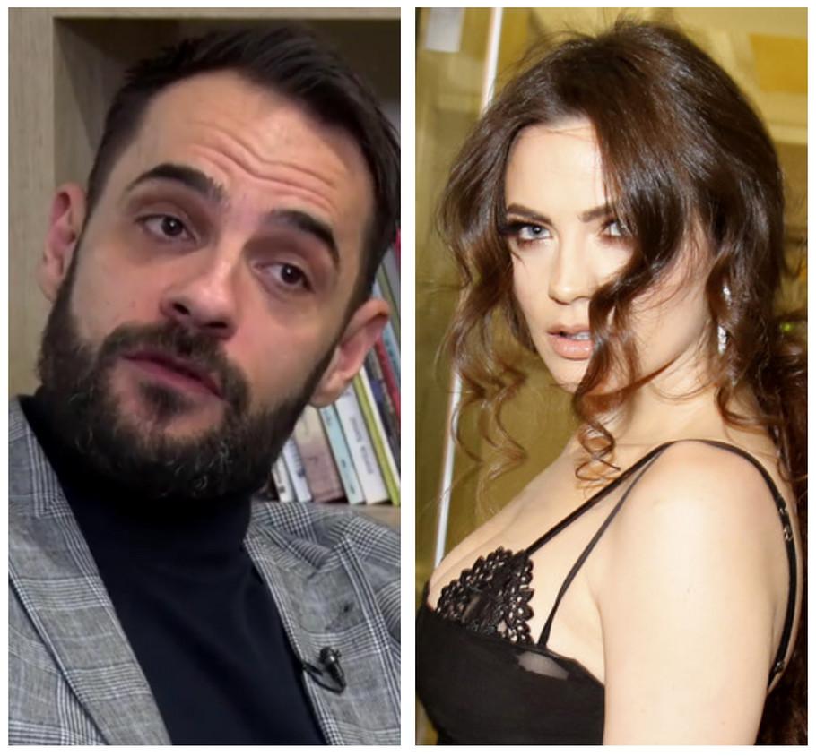 Zoran Pajić i Milica Pavlović
