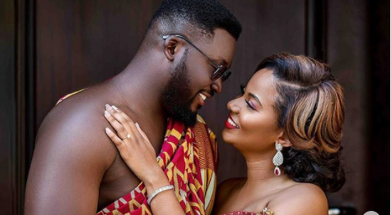"""Yes to my forever with you,"" Samuel and Jasmine's traditional wedding was just stunning"