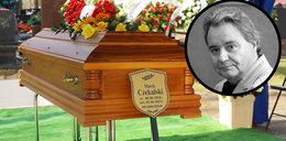 Pogrzeb Marka Czekalskiego, byłego prezydenta Łodzi. Odkrył dla miasta Jana Karskiego i żydowską część duszy miasta