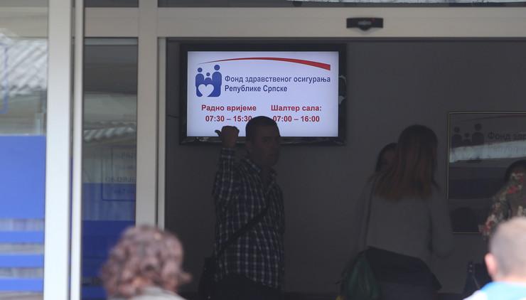 Banjaluka Fond zdravstvenog osiguranja Srpske